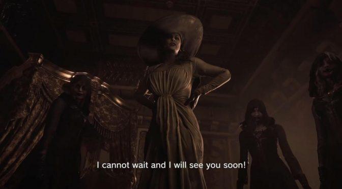 Resident Evil Village teaser shows its not only Ubisoft games that have giant women – Rock Paper Shotgun