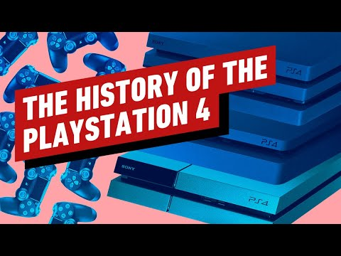 The History of the PlayStation 4 – IGN